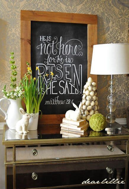 Religious Easter Decorations Ideas religious easter decorating ideas visit