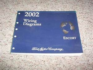 2002 Ford Escort Electrical Wiring Diagram Manual Zx2