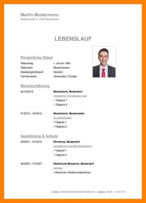 Lebenslauf Vorlage Aktuell by 12 Lebenslauf Aktuell Freyajacklin