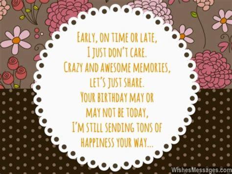 happy birthday  advance early birthday wishes wishesmessagescom