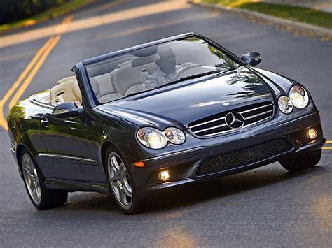 Mercedes Benz Clk Cabrio (a209) Specs & Photos