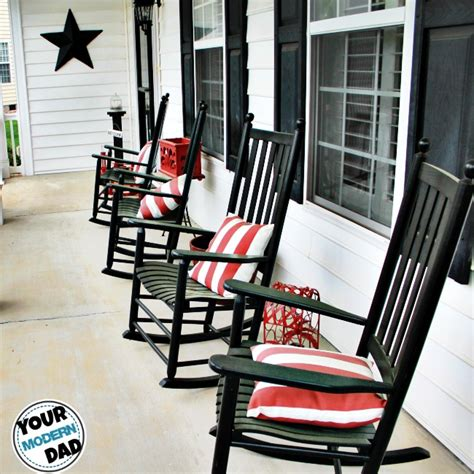 white front porch rocking chairs 6 mistakes we on our front porch