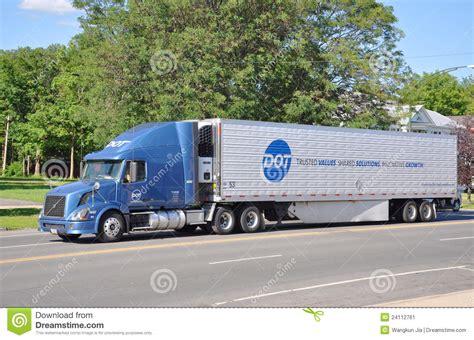 volvo 18 wheeler price volvo vn 630 18 wheels truck editorial photo image 24112761