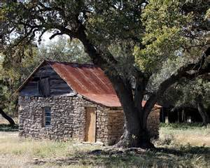 Old Stone Cabin