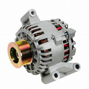 105 Amp Alternator For Ford F250 F350 Pickup Truck