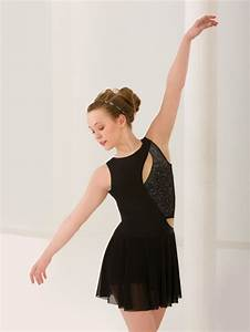 ice figure skating dresses lyrical ballet professional With robe danse contemporaine