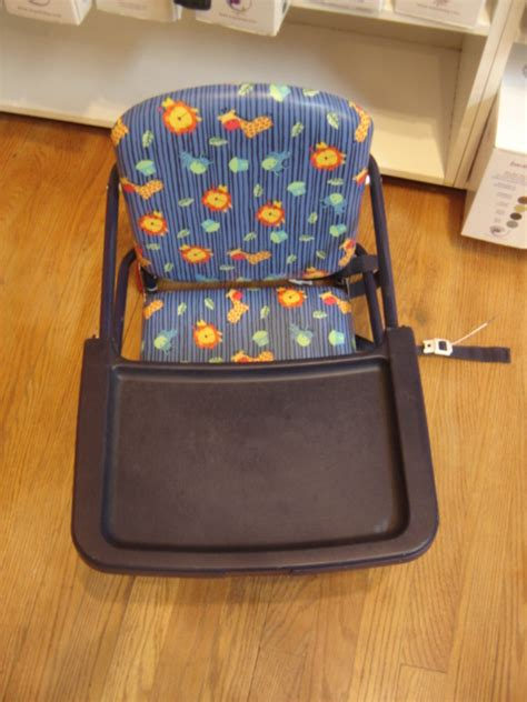 animal print graco tot loc portable clip on high chair with tray ebay