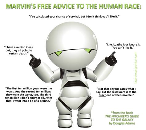 marvin the paranoid android marvin semantic text annotator inspiratron org