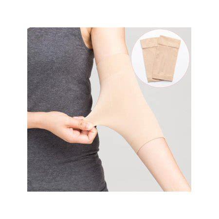 pair skin color waterproof arm tattoo cover