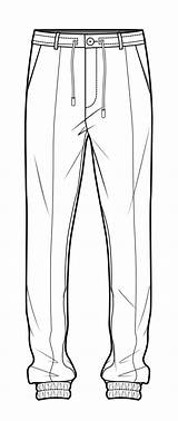 Drawing Sketches Jogger Technical Drawings Flat Flats Pants Sweatpants Template Sketch Trousers Casual Illustration Formal Menswear Pant Templates Jeans Trouser sketch template