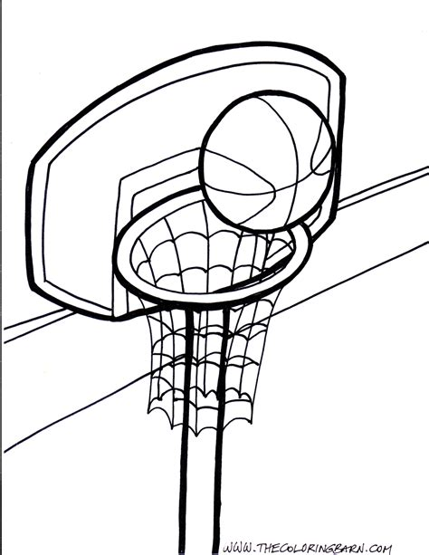printable basketball pictures clipartsco