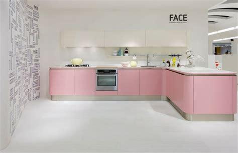 snaidero cuisine couleur pastel de la douceur dans votre déco architecture