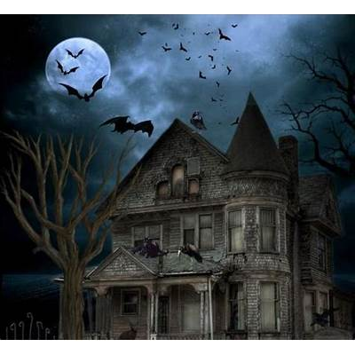 Halloween-Haunted House - Love scary movies and haunted