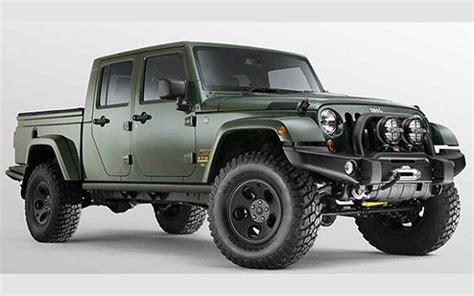 jeep gladiator 2018 jeep gladiator price release date and specs new