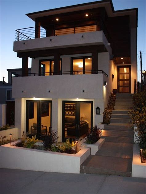 modern contemporary house beautiful entry ways and design on