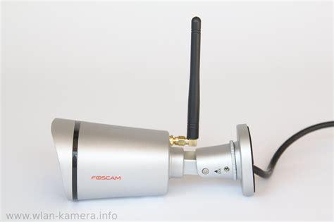 Die Foscam FI9900P im Test  WLAN Kamera