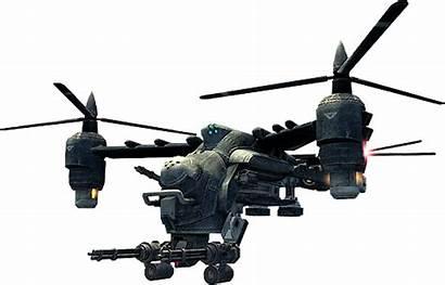 Gan Osprey 36 Codename Vital Helicopter Gun