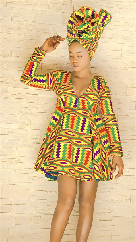 stylafrica la mode africaine en pagne robes  tuniques