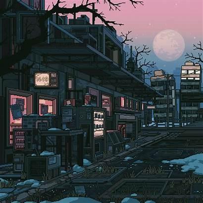 Pixel Waneella Aesthetic Anime Background Creating Pixels