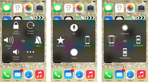 how to use gestures on iphone how to enable assistivetouch for motor accessibility on How T