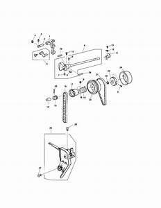 Kenmore 38519233400 Electronic Sewing Machine Parts