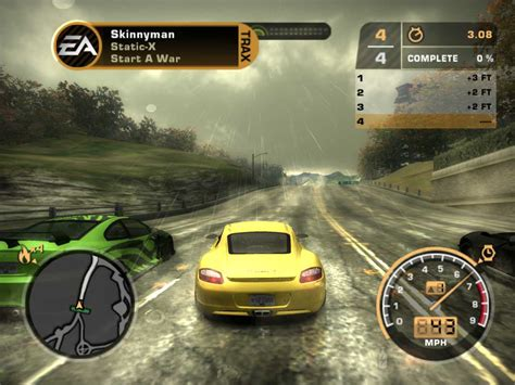 Video Games Need For Speed Most Wanted