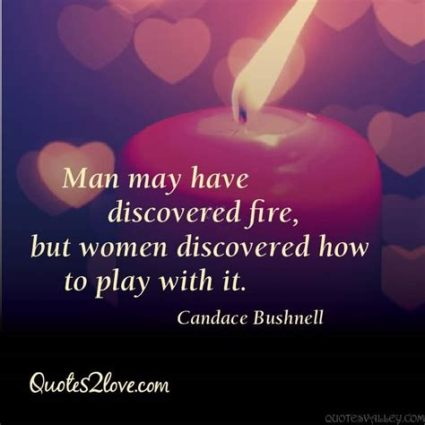 Playing Fire With Fire Quotes