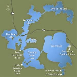 Fence Lake Condos Lac Du Flambeau
