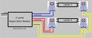 Fluorescent Light Ballast Schematic