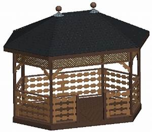 HOW TO BUILD YOUR OWN VICTORIAN GAZEBO PLANS, SCREEN IN
