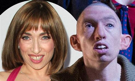 Naomi Grossman Reveals The Hours She Spends Morphing Into