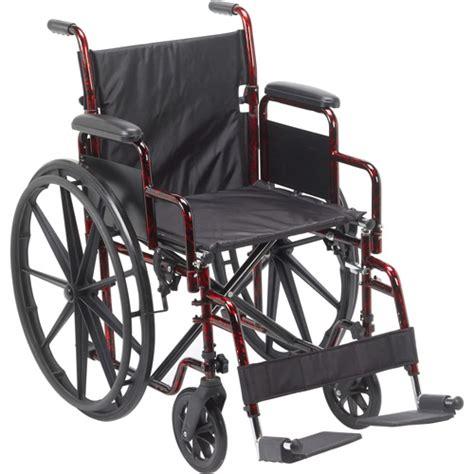 chaise handicap drive rebel lightweight wheelchair walmart com