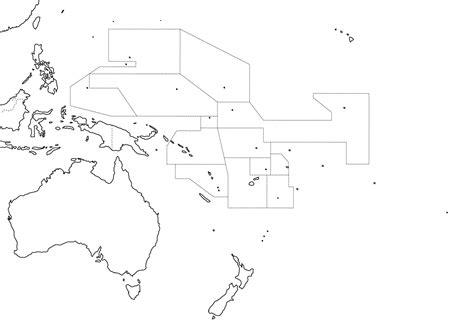 Mapas de Oceanía para imprimir laclasedeptdemontse