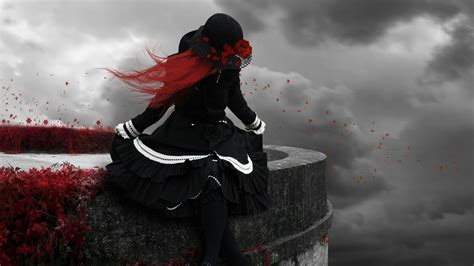 gothic anime wallpaper  images