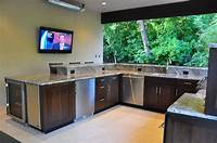 building outdoor kitchen How to Build a Perfect Outdoor Kitchen: Rachael Abrams ...