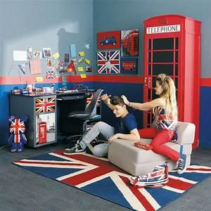 deco chambre ado garcon london With delightful decoration de jardin exterieur 10 deco chambre garcon 3 ans