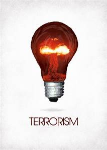 Anti-Terrorism Poster on Behance