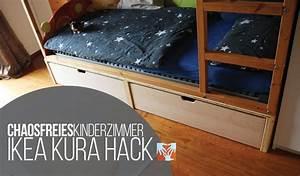 Ikea Hacks Kinder : chaosfreies kinder und jugendzimmer ikea kura hack muttis n hk stchen ~ One.caynefoto.club Haus und Dekorationen