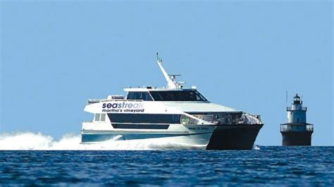 Boat Launch Jersey City by Seastreak High Speed Ferry Service Launches In May The