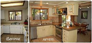 3 tips on how to refinish the kitchen cabinets ward log With how to refinish bathroom cabinets