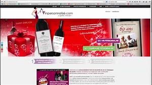 Customiser Une Bouteille De Vin : vin personnalis personnaliser une bouteille de vin ou ~ Zukunftsfamilie.com Idées de Décoration