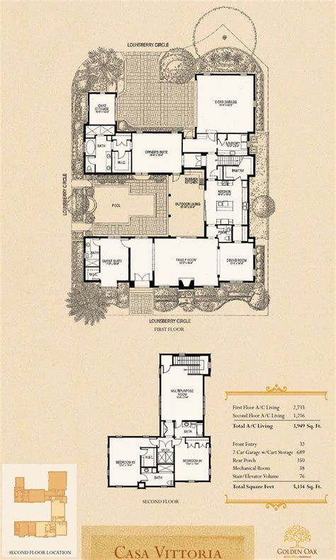 courtyard style home courtyard house plans floor plans