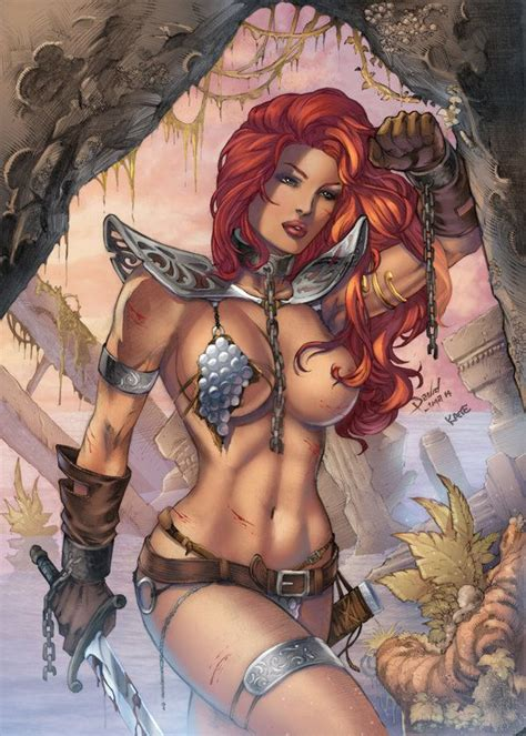 Red Sonja Hentai Pics Superheroes Pictures Pictures