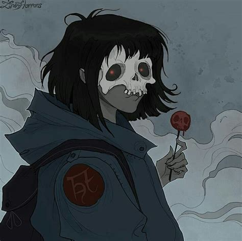 Anime Black Aesthetic Icon