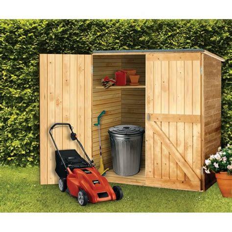 utiliser meuble cuisine pour salle de bain cabane de jardin en bois abri pour rangement exterieur