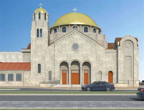 Greek Orthodox Cathedral in Montrose Prepares To Spread