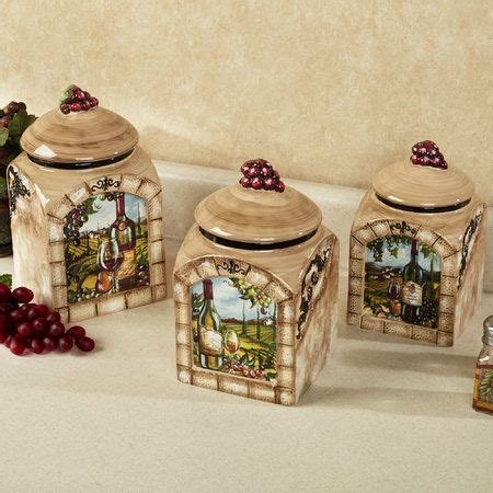 themed kitchen canisters 512 best kitchen canisters images on canister