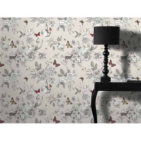 superfresco easy cm   neutral victoria wallpaper