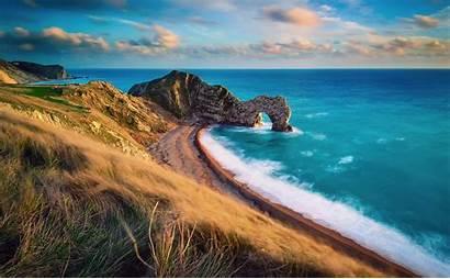 Coast Dorset Jurassic England Durdle Door English