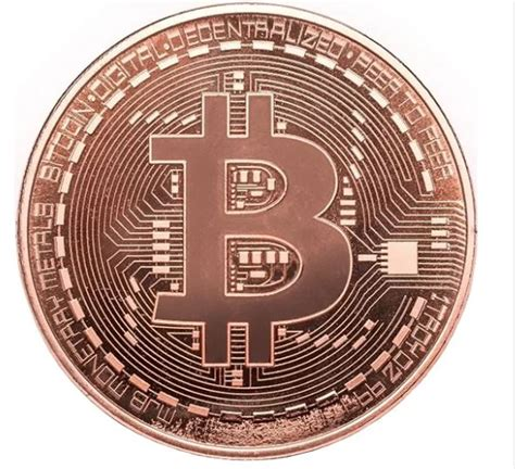 You can see three things that explain this issue to you in the. Bitcoin mynt - Kopparplätterat Bitcoinmynt - Köp online